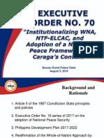 Eo-70-Elcac Task Force-rcsp Task Force