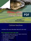 Calcium Metabolism and Disorders (Hanan)