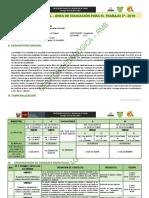 Plan Anual Rmb 2019 Ept-2do - Lic. Omar Lucas Muñoz
