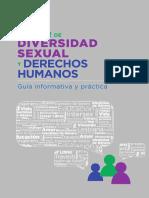 Diversidad sexual.  Derechos Humanos
