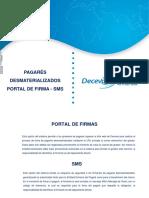 Portal Firmas Sms