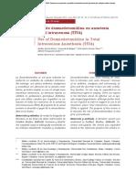 uso de dexmedetomidina en anestesia total intravenosa (TIVA)