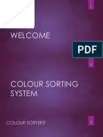 Colour Sorting System1