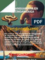 Las Vanguardias en Latinoamérica