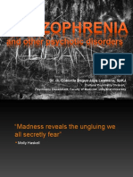 9 Schizophrenia and Other Psychotic Disorders