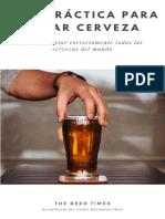 Guía Práctica Para Catar Cerveza (Carlos Manosalva)