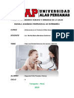 Pae Control de Niño Sano