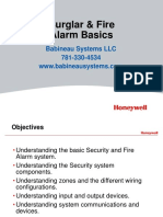 Alarm Training1