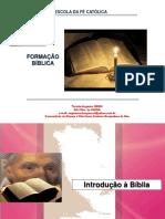 1. Introducao a Biblia