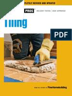 Tiling plan