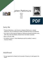 Kapiten Pattimura