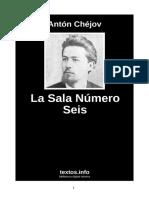 Anton Chejov - La Sala Numero Seis