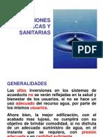 Hidraulicas y Sanitarias UPB 2015