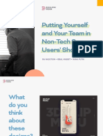 Ifa, Mabbit, Puput_ Putting Yourself and Your Team in Non-Tech Savvy Users_ Shoes