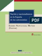 AA.vv. - Nacion y Nacionalismos en La España de Las Autonomías [2018]