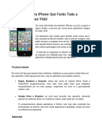 09. Apps para iPhone (20 Artigos).docx