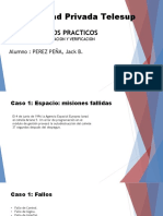 Casos Practicos Sobre Validacion y Verificacion - Jack Perez Peña