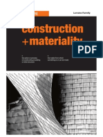 Construction & Materiality