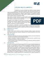 5 Caracterización Del Impacto Ambiental