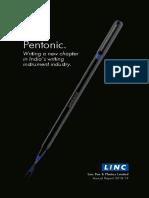Linc Pens Annual Report 2018 19