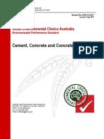 Cement Concrete Concrete Products CCCPv1.0i 2017
