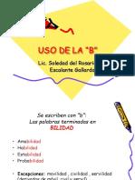 USO DE LA.ppt