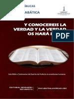 Lecciones Bíblicas de la Escuela SabáticaConoceréis La La Verdad I