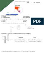 Evaluacion General de Sociales i Periodo 2019