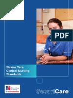 Stoma Care Clinical Nursing Standards 2019