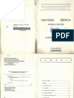 História Ibérica - Apogeu e Declinio - Flávio de Campos