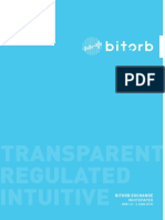 BitOrb Whitepaper June 2019