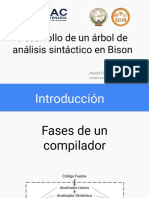 Bison en Linux