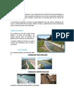 Procedimiento Constructivo de Un Canal