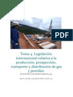 Ley de Hidrocarburos Boliviana 3058