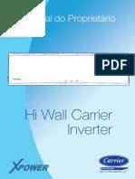 Hi Wall Carrier Inverter