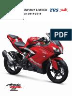 TVS Annual Report 17-18