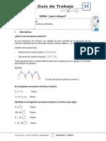 Algebra Guias 1 Sexto
