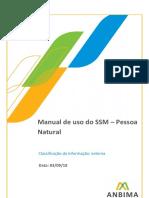 Manual de Uso do SSM