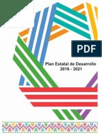 Plan estatal de desarrollo, Guerrero 2016-2021