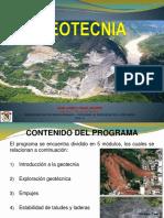 Módulo 1. Introducción a La Geotecnia