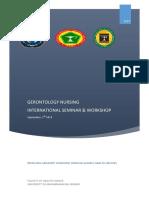 Gerontic International Seminar. Fix