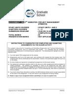 PRM201B Assignment 1 Question Paper (1)