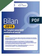 95901 Bilan 2018 Emploi Associatif Sanitaire Et Social