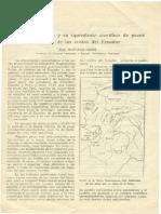 Peces Marinos-Costas Ecuador 1959