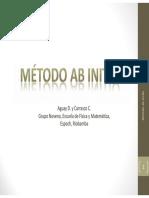 Métodos Ab initio.pdf