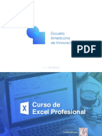 Brochure - Excel Profesional
