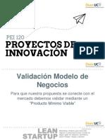 14.1 Validación Modelo de Negocio