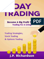 Dat Trading - Become a big profit trader - by JP Richardson