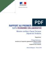 'Economie Collaborative 164000100