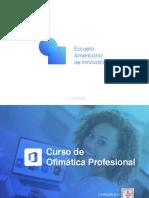 Brochure - Ofimática Profesional